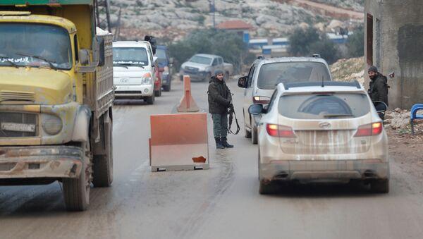 Al-Bab, la ciudad cerca de la frontera turco-siria (archivo) - Sputnik Mundo