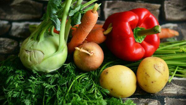 Verduras (imagen referencial) - Sputnik Mundo