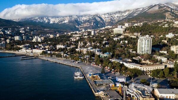 Yalta, Crimea (archivo) - Sputnik Mundo