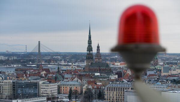 Riga, la capital de Letonia - Sputnik Mundo