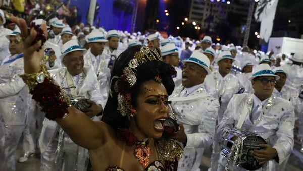 Carnaval en Río de Janiro - Sputnik Mundo