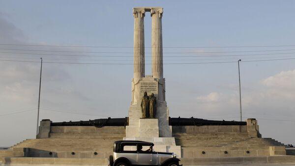 Monumento al Maine en La Habana - Sputnik Mundo