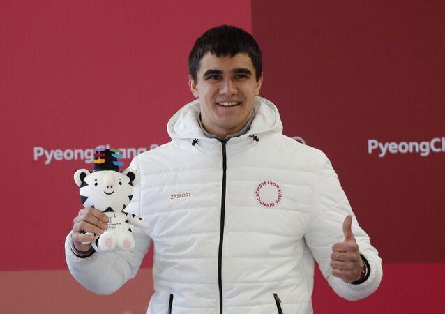 Nikita Tregubov, deportista ruso