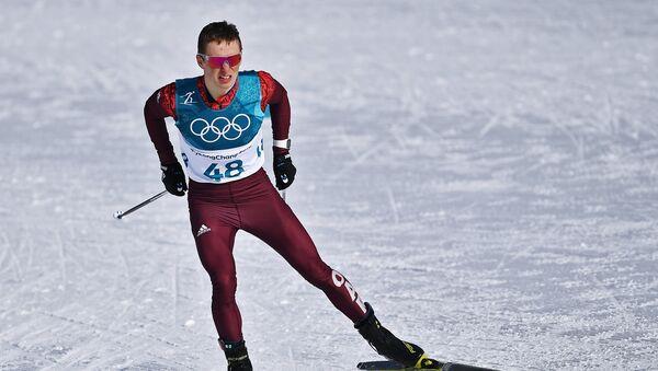 Denís Spitsov, esquiador ruso - Sputnik Mundo