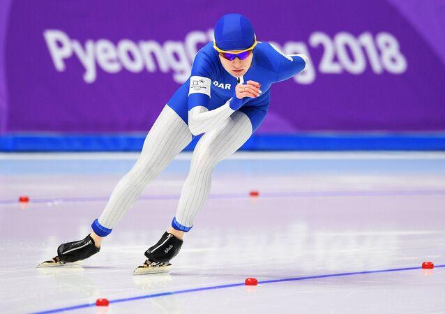 Natalia Voronina, atleta rusa