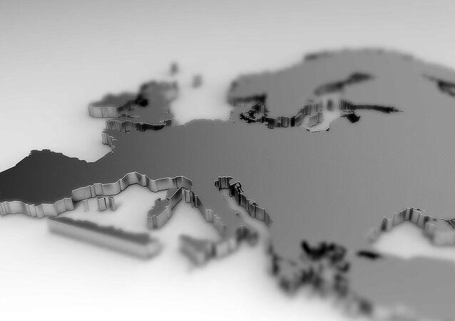 Mapa de Europa (imagen referencial)