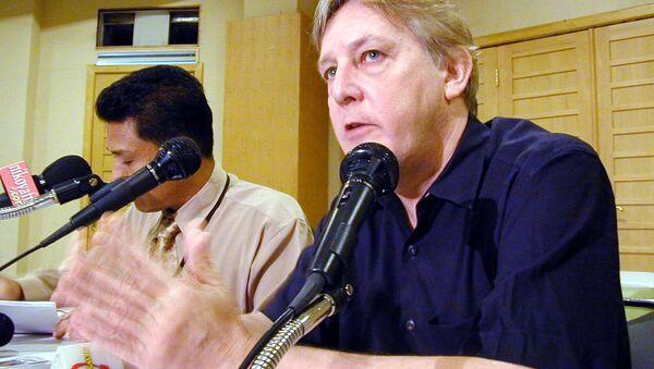 Martin Griffiths, el enviado especial de la ONU para Yemen - Sputnik Mundo