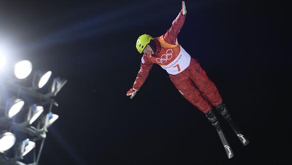El atleta ruso Ilia Burov - Sputnik Mundo