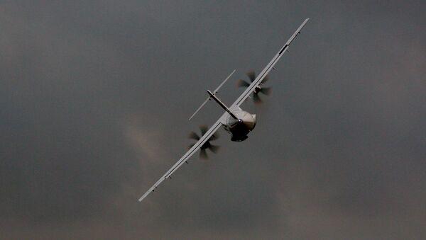 Un avión ATR 72 (imagen referencial) - Sputnik Mundo