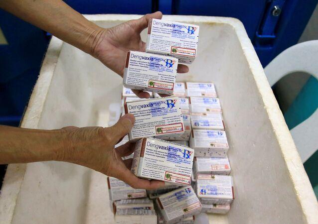 Vacuna contra el dengue Dengvaxia