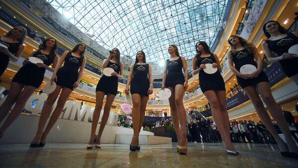 Bellezas que quitan el hipo: ¿quién es la mujer más hermosa de Rusia? - Sputnik Mundo