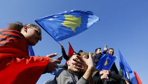 Bandera de Kosovo - Sputnik Mundo