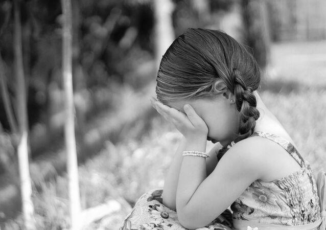 Una niña pequeña (imagen referencial)