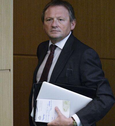 Borís Titov, del Partido del Crecimiento