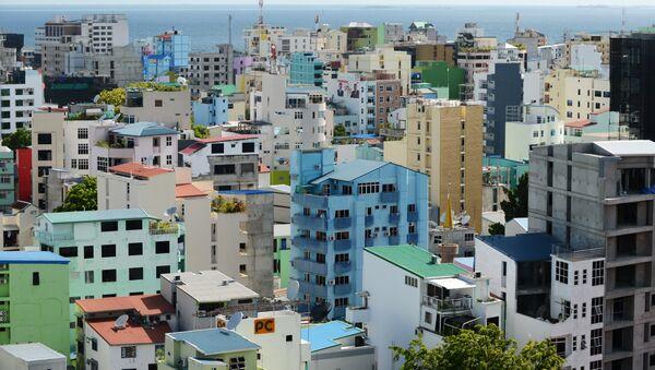 Malé, la capital de Las Maldivas - Sputnik Mundo