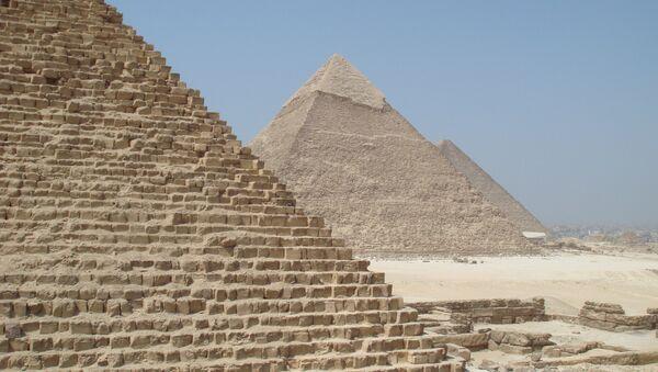 Pirámides de Giza - Sputnik Mundo