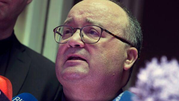 Charles Scicluna, el arzobispo de Malta y el enviado especial del Papa Francisco en Chile - Sputnik Mundo