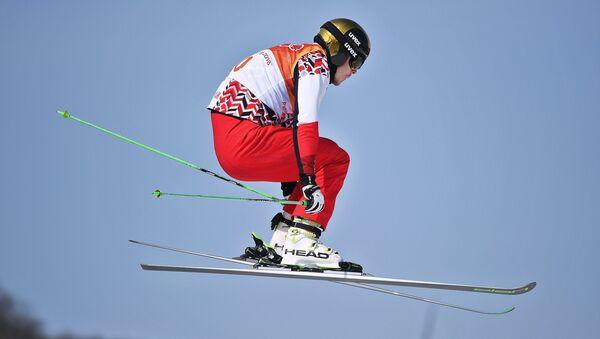 Un atleta ruso (archivo) - Sputnik Mundo