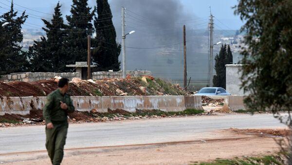 Situación en Afrín, Siria - Sputnik Mundo
