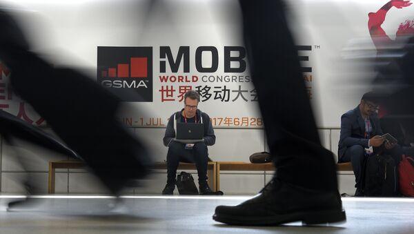 Mobile World Congress en Barcelona, España - Sputnik Mundo