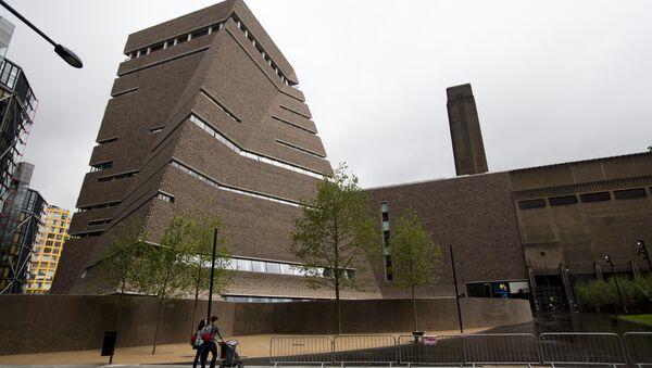 El museo Tate Modern, de Londres - Sputnik Mundo