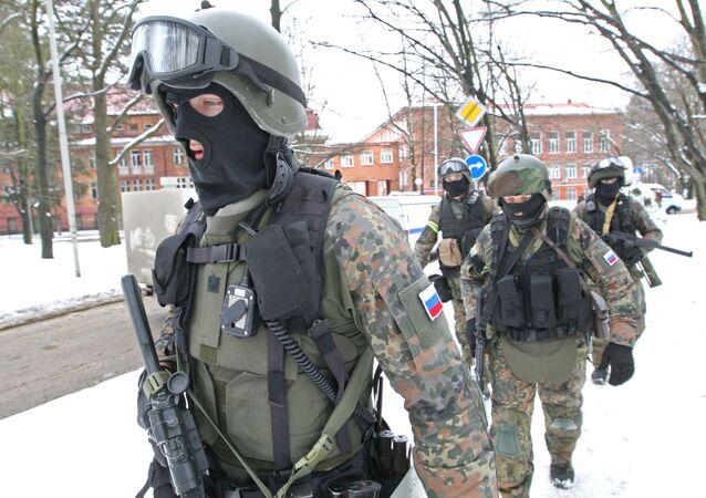 Agentes del FSB ruso