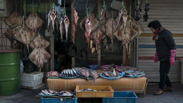 Comida exótica y sensaciones de gusto agudas en una de las ciudades olímpicas - Sputnik Mundo