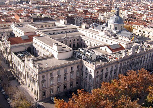 Tribunal Supremo de España (archivo)