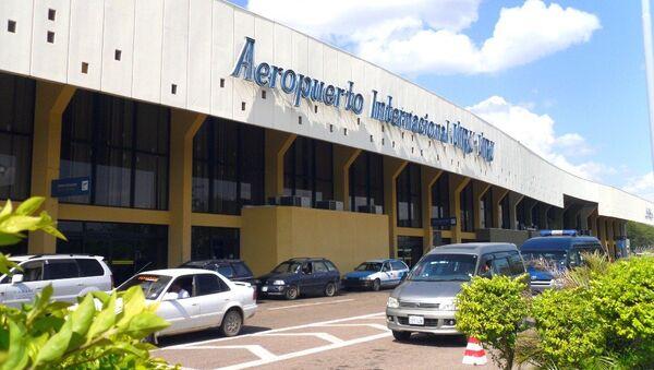 El aeropuerto internacional de Viru Viru en Santa Cruz de la Sierra - Sputnik Mundo
