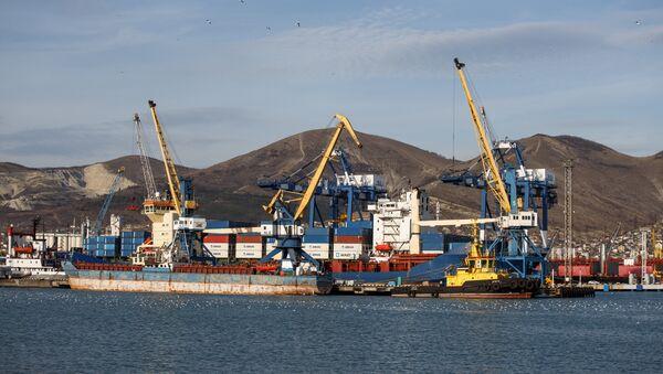 Barcos rusos (imagen referencial) - Sputnik Mundo