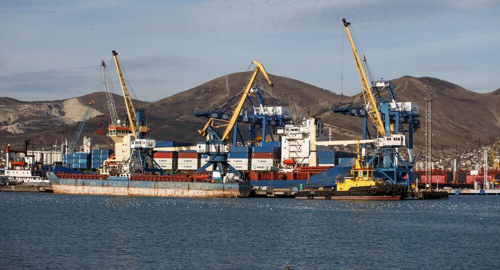 Barcos rusos (imagen referencial)
