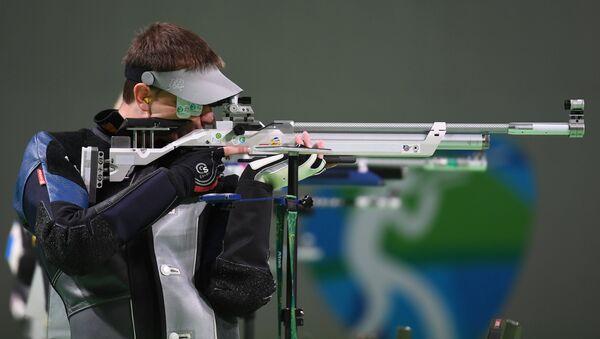 El deportista Vladímir Máslennikov en los XXXI Juegos Olímpicos en Río de Janeiro - Sputnik Mundo