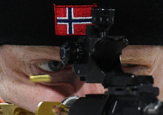Johannes Thingnes Bo, biatleta noruego