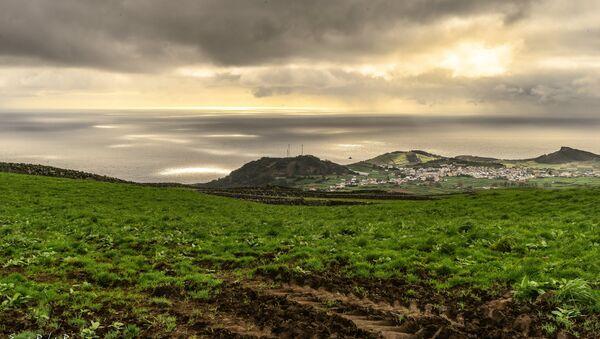 La isla Terceira, Azores - Sputnik Mundo
