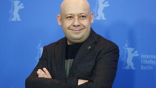 El director de cine ruso Alexéi Guerman (hijo) - Sputnik Mundo