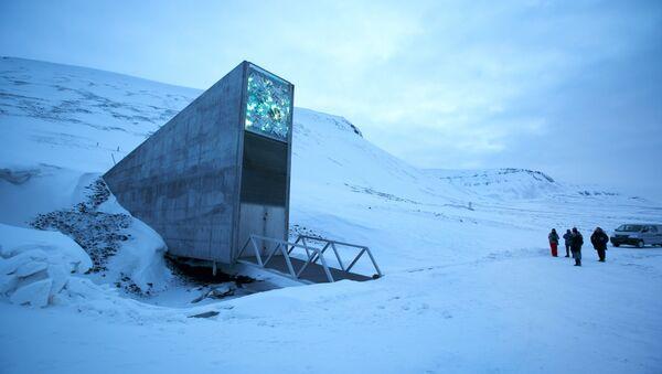 La Bóveda Global de Semillas de Svalbard - Sputnik Mundo