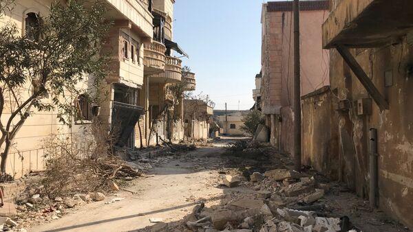 Situación en la ciudad siria de Afrín (archivo) - Sputnik Mundo