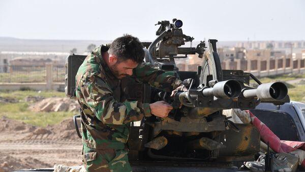 Guardia republicana de Siria - Sputnik Mundo