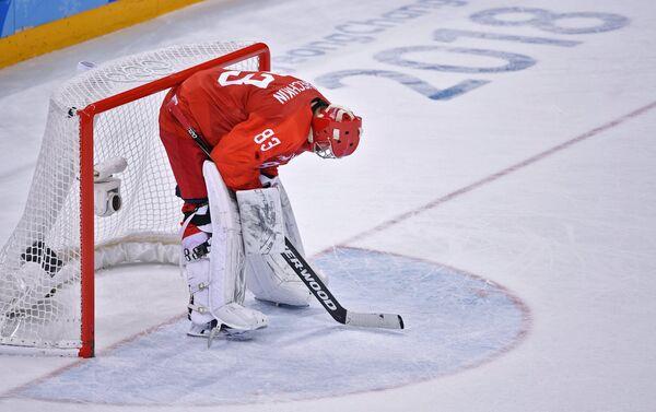 Vasili Koshechkín, el portero del equipo ruso - Sputnik Mundo