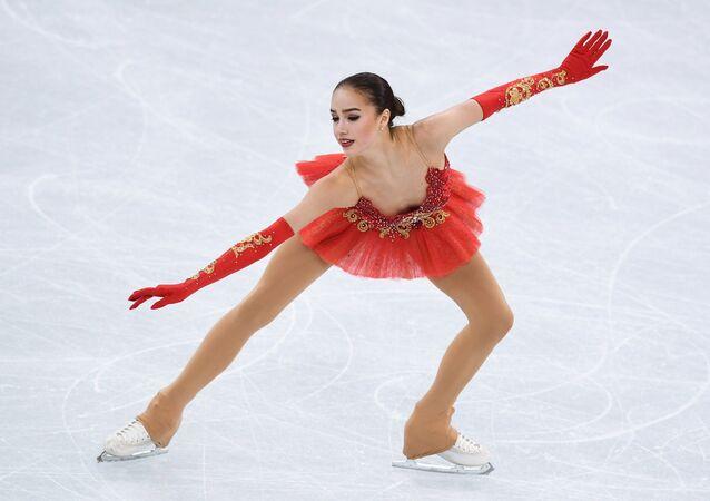 Alina Zaguítova