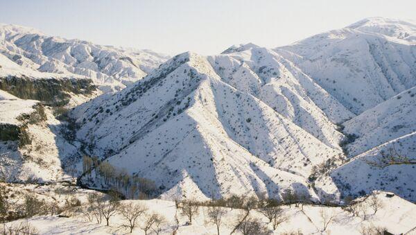 Un paisaje de Armenia - Sputnik Mundo