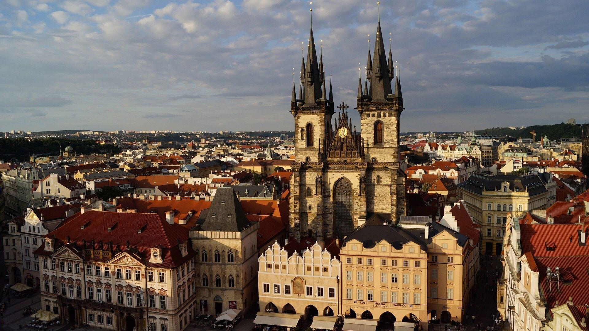 Praga, capital de la República Checa - Sputnik Mundo, 1920, 17.04.2021