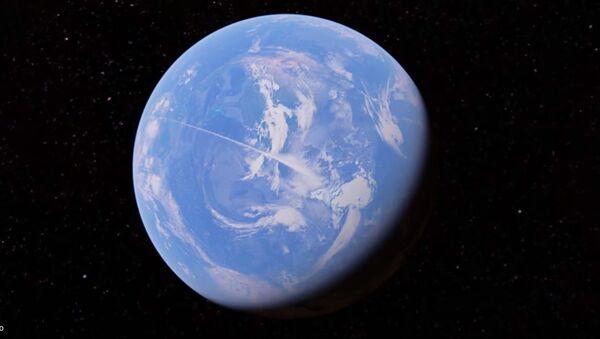 Imagen de Google Earth - Sputnik Mundo