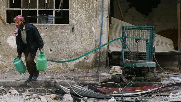 Guta Oriental, Siria - Sputnik Mundo