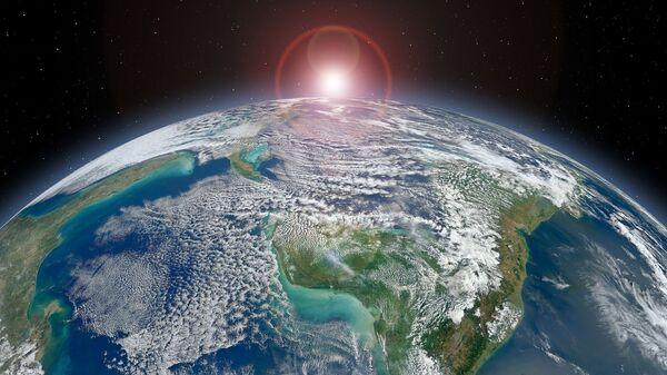 Tierra (imagen referencial) - Sputnik Mundo