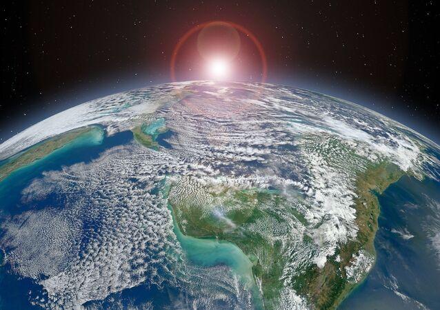 Tierra (imagen referencial)