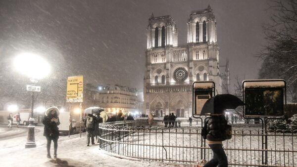 Paris, Francia - Sputnik Mundo