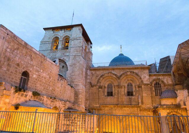 Iglesia del Santo Sepulcro de Jerusalén