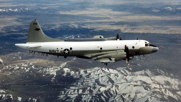 Lockheed EP-3 - Sputnik Mundo