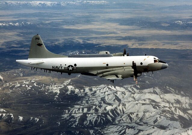 EP-3 Aries (imagen referencial)